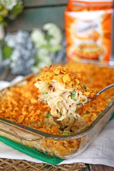 Tuna Noodle Casserole from kleinworthco.com