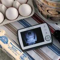 Levana Video Monitor Review & Giveaway!   Julie's Eats & Treats