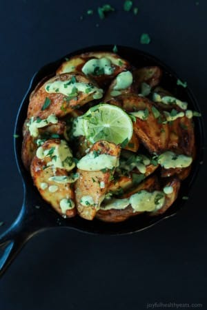 Roasted-Potato-Wedges-with-Avocado-Wasabi-Aioli-3