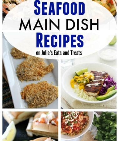 50+ Seafood Main Dish Recipes