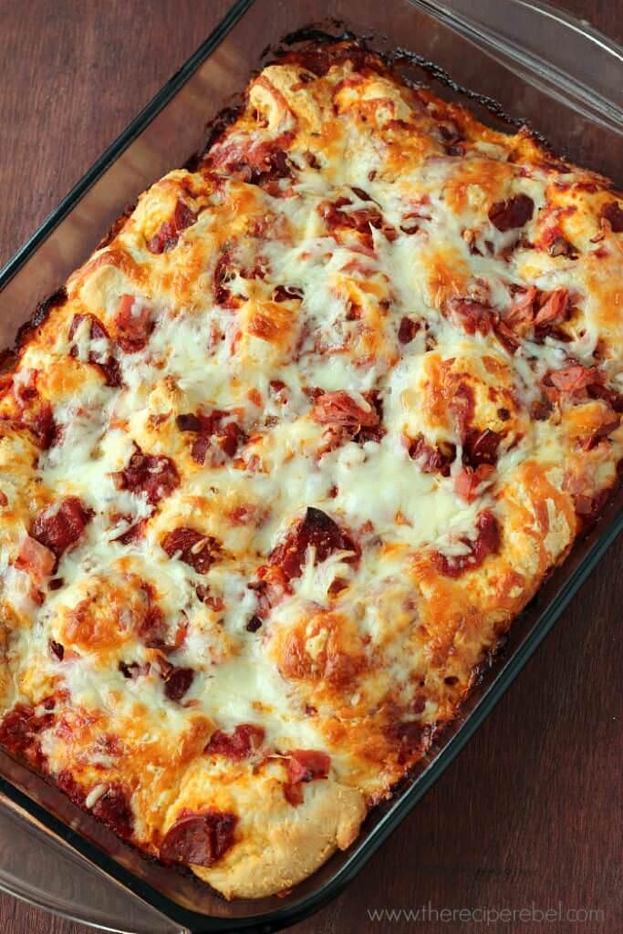 Pizza Night www.thereciperebel.com 6