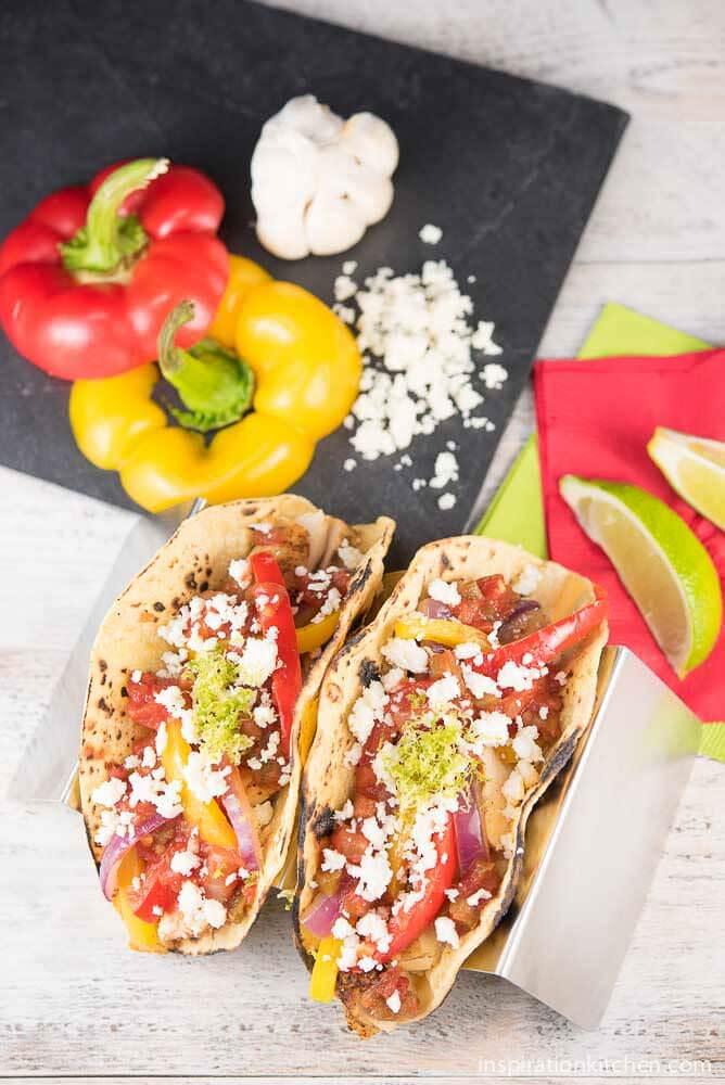 Chicken-Fajita-Tacos-with-Cotija-Cheese-Inspiration-Kitchen