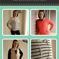 Stitch Fix April 2015 Review ~ Personalized Stylists Pick Out a Selection of Five Clothing Items or Accessories and Ship it to Your Doorstep!