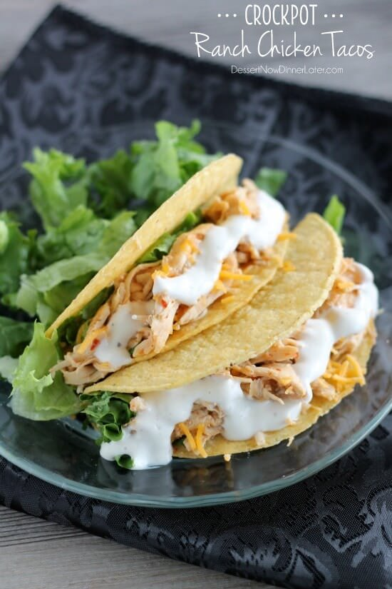 Crockpot-Chicken-Ranch-Tacos1