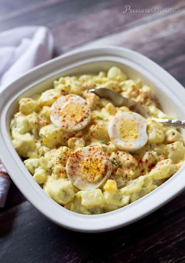 Quick-Potato-Salad-2Pressure-Cooking-Today
