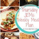 Julie's Easy Meal Plans ~ Simple every day recipes for the busy family! Quick, Easy and Delicious Meals!