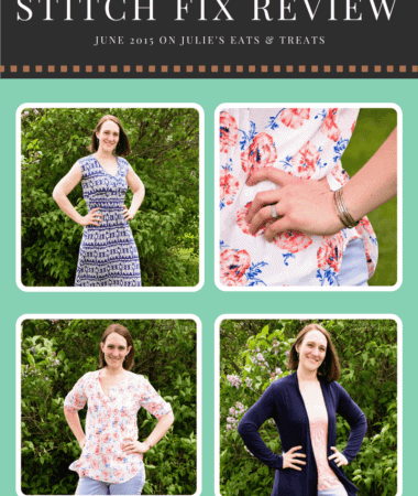 Stitch Fix June 2015 Review ~ Personalized Stylists Pick Out a Selection of Five Clothing Items or Accessories and Ship it to Your Doorstep!