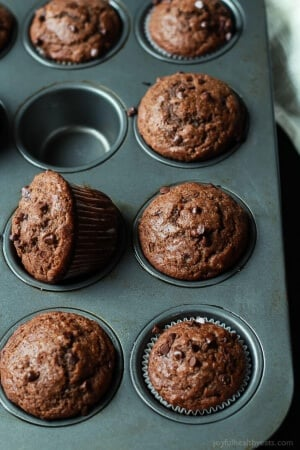 Double-Chocolate-Banana-Muffins