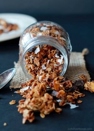 Homemade-Almond-Joy-Granola-3