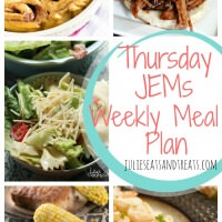 Julie's Easy Meal Plans ~ Simple every day meals for the busy family! Simple, Easy & Delicious Recipes! 6.11.15
