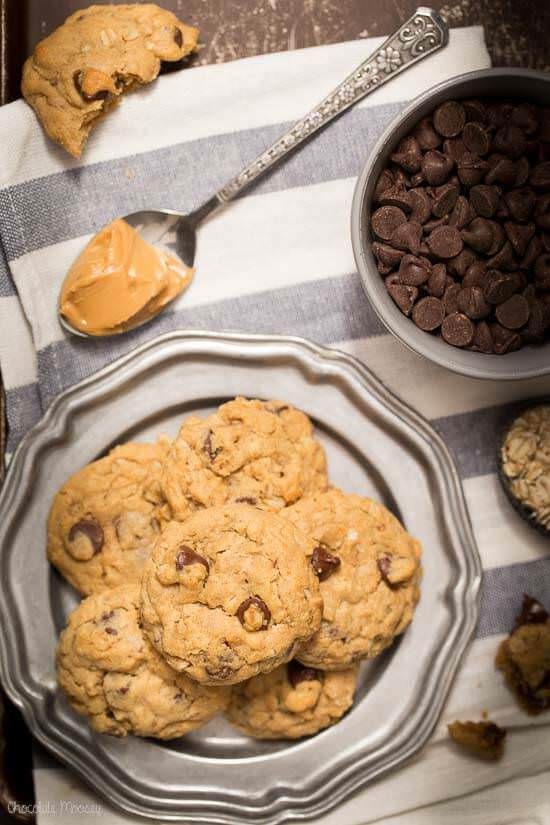 Peanut-Butter-Oatmeal-Chocolate-Chip-Cookies-4229