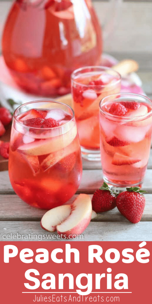White Peach Sangria Pinterest Image