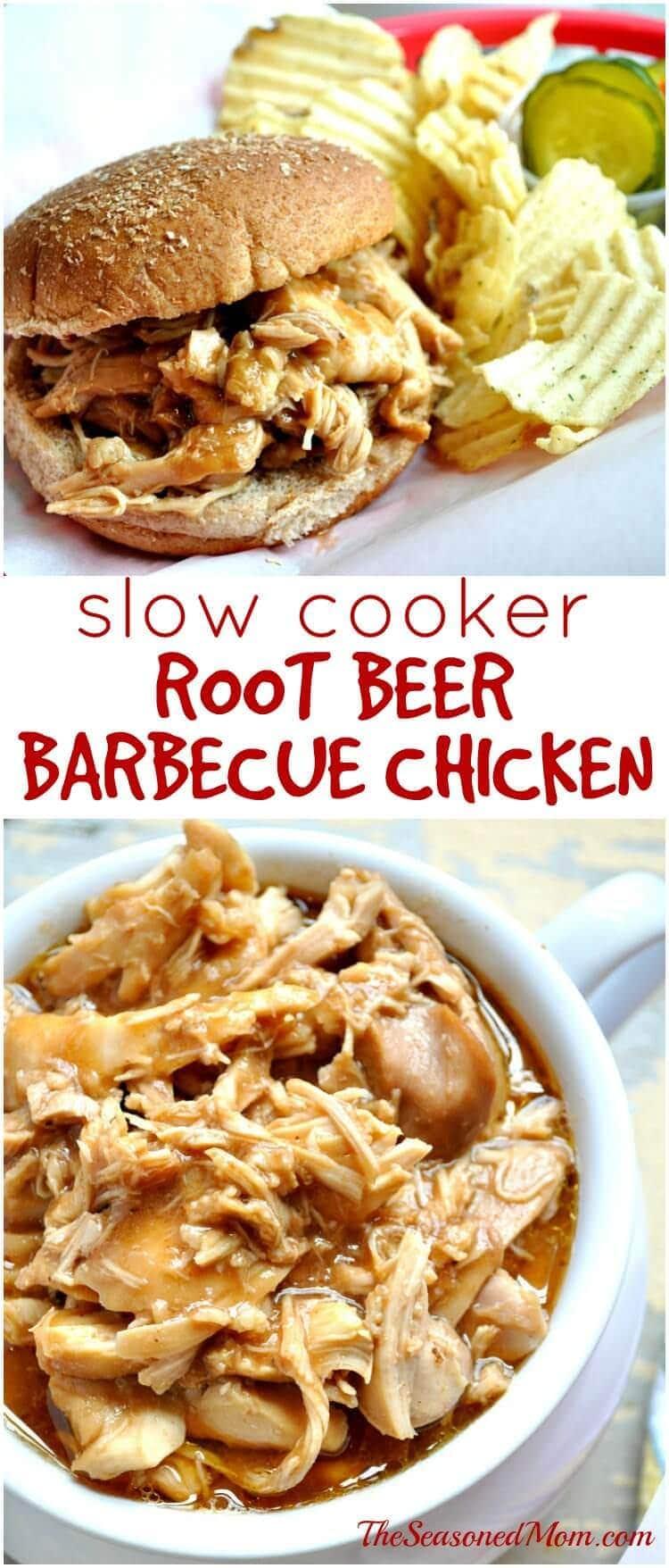 Slow-Cooker-Root-Beer-Barbecue-Chicken