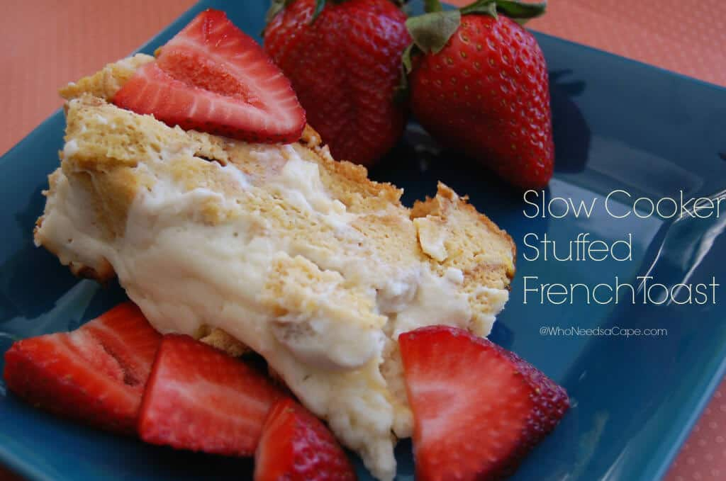 Slow-Cooker-Stuffed-French-Toast