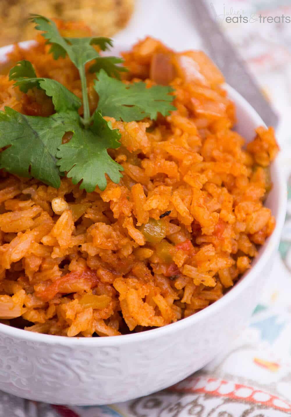 How to easily make spanish rice