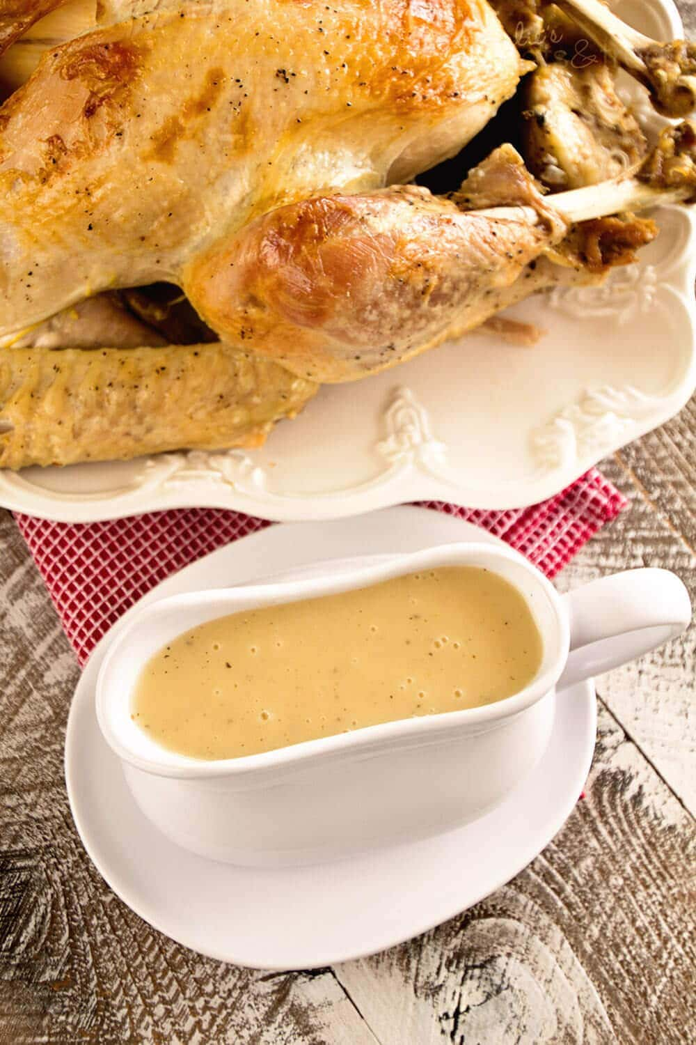 how to make your own gravy