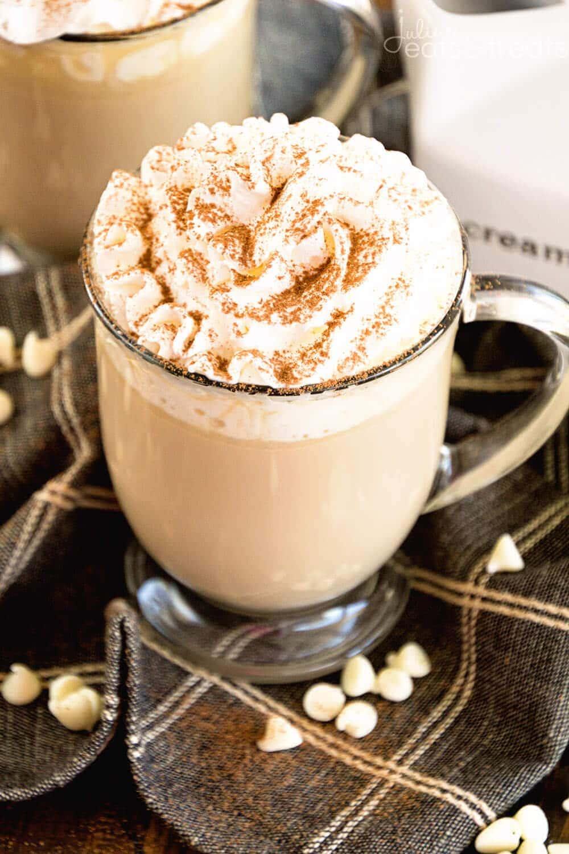 White Chocolate Latte Main National Coffee Day Starbucks