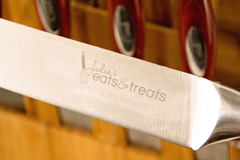 LifeLong Cutlery Engraving