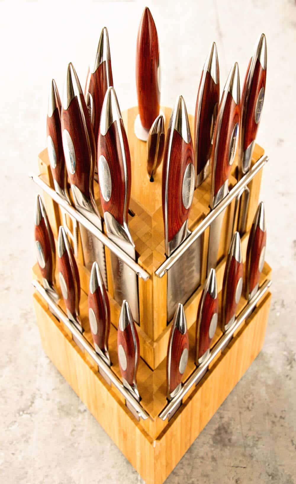 LifeLongCutlery Knife Set