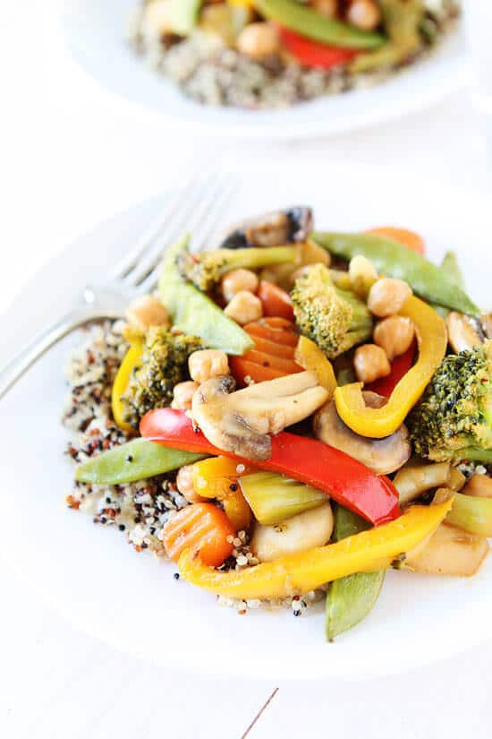 Easy-Chickpea-Vegetable-Stir-Fry-6