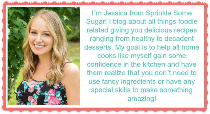 Jessica Sprinkle Some Sugar Bio