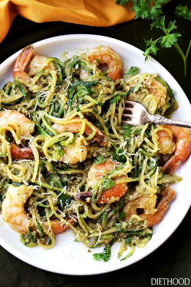 Pesto-Zucchini