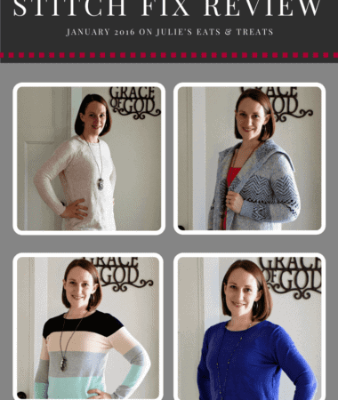 Stitch Fix Review February 2016 ~ Personalized Stylists Pick Out a Selection of Five Clothing Items or Accessories and Ship it to Your Doorstep!