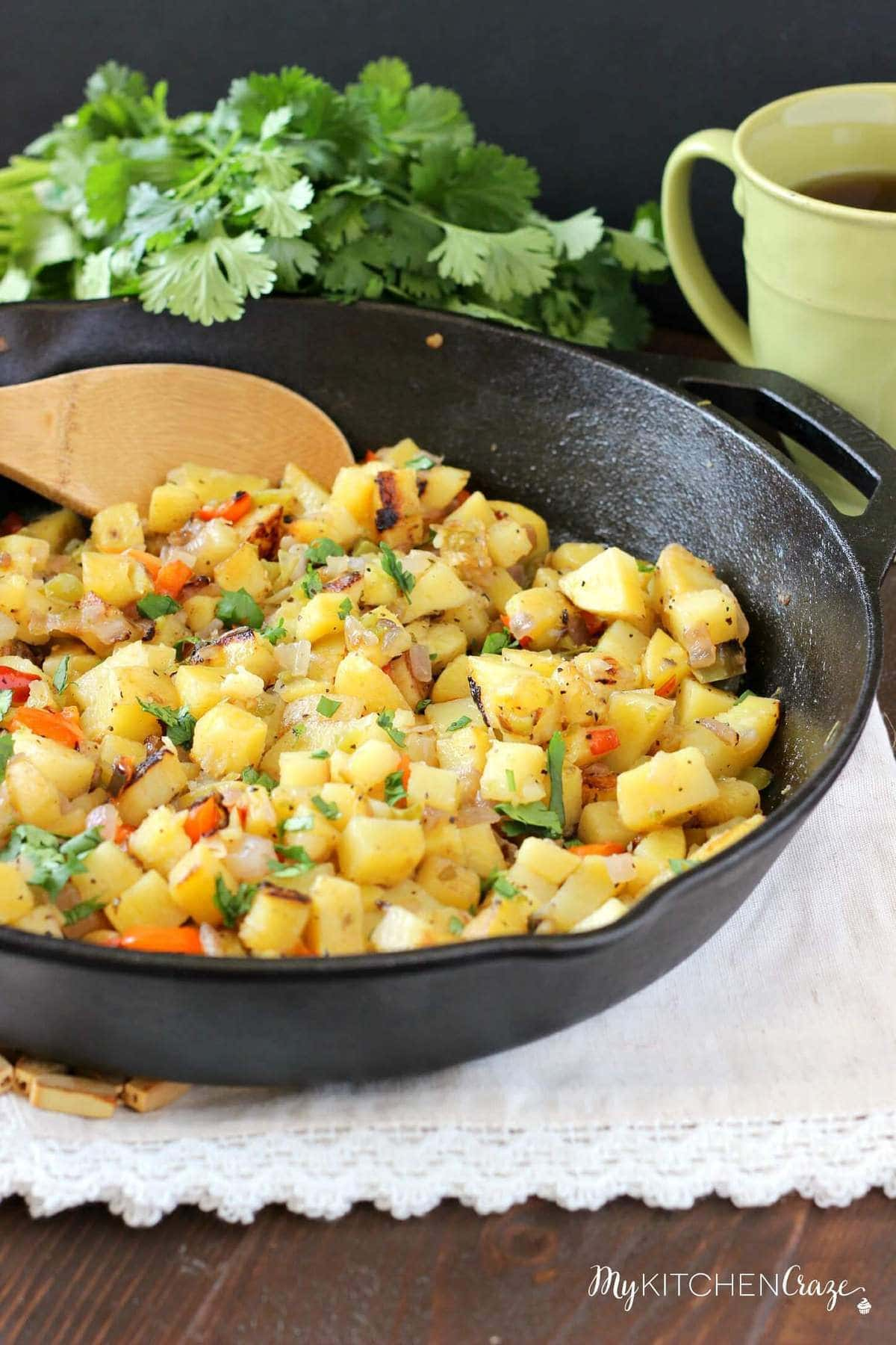 Breakfast Potatoes ~ mykitchencraze.com