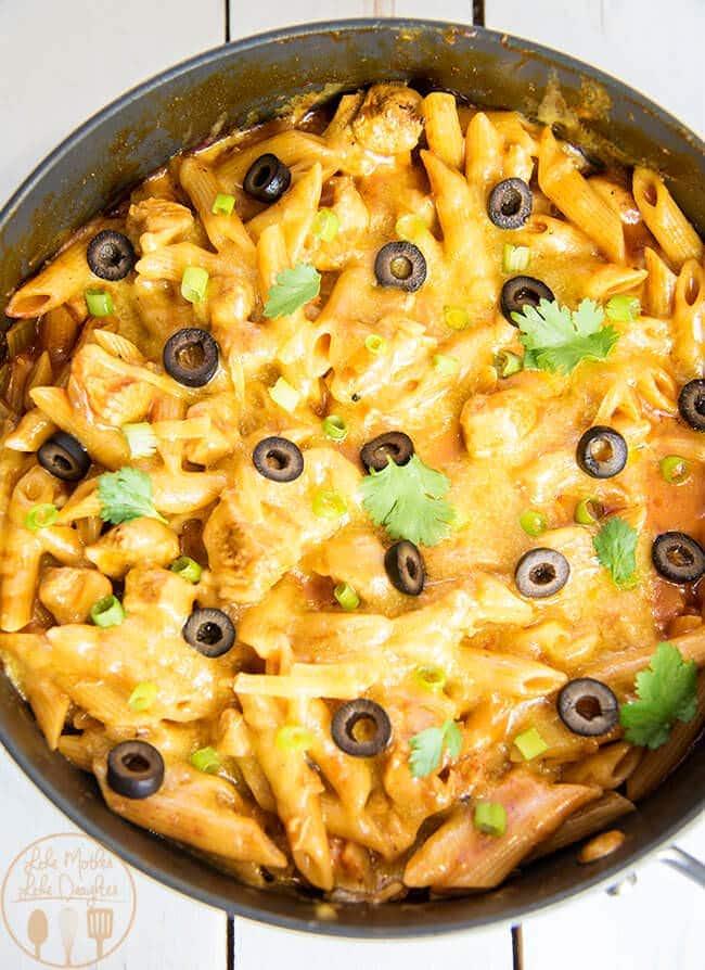 chicken-enchilada-pasta-6