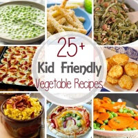 25+ Kid Friendly Vegetable Recipes ~ Tons of Vegetable Recipes That Even The Pickiest Eaters Will Eat! Everything From Peas, Carrots, Zucchini and Broccoli!