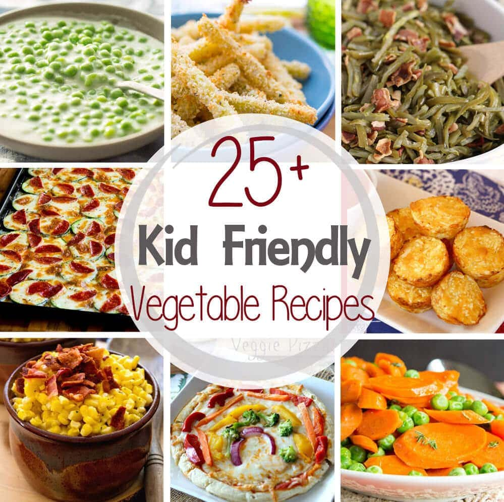 25 kid friendly vegetable recipes julies eats treats 25 kid friendly vegetable recipes tons of vegetable recipes that even the pickiest eaters will eat everything from peas carrots zucchini and broccoli forumfinder Choice Image
