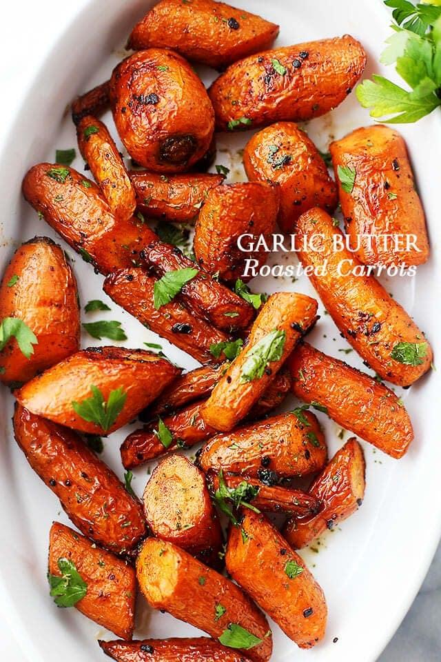 Garlic-Butter-Roasted-Carrots1
