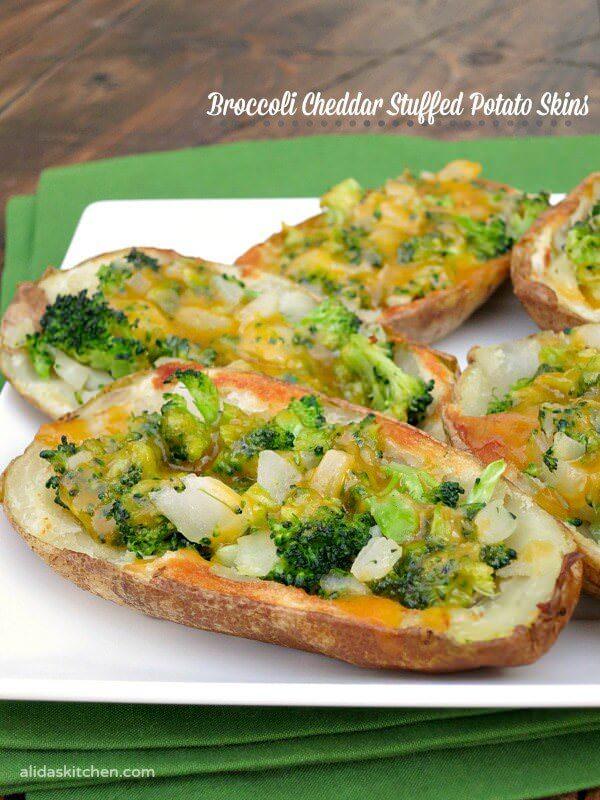 broccoli boats