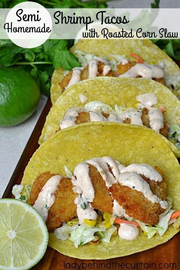 Semi-Homemade-Shrimp-Tacos-with-Roasted-Corn-Slaw-1