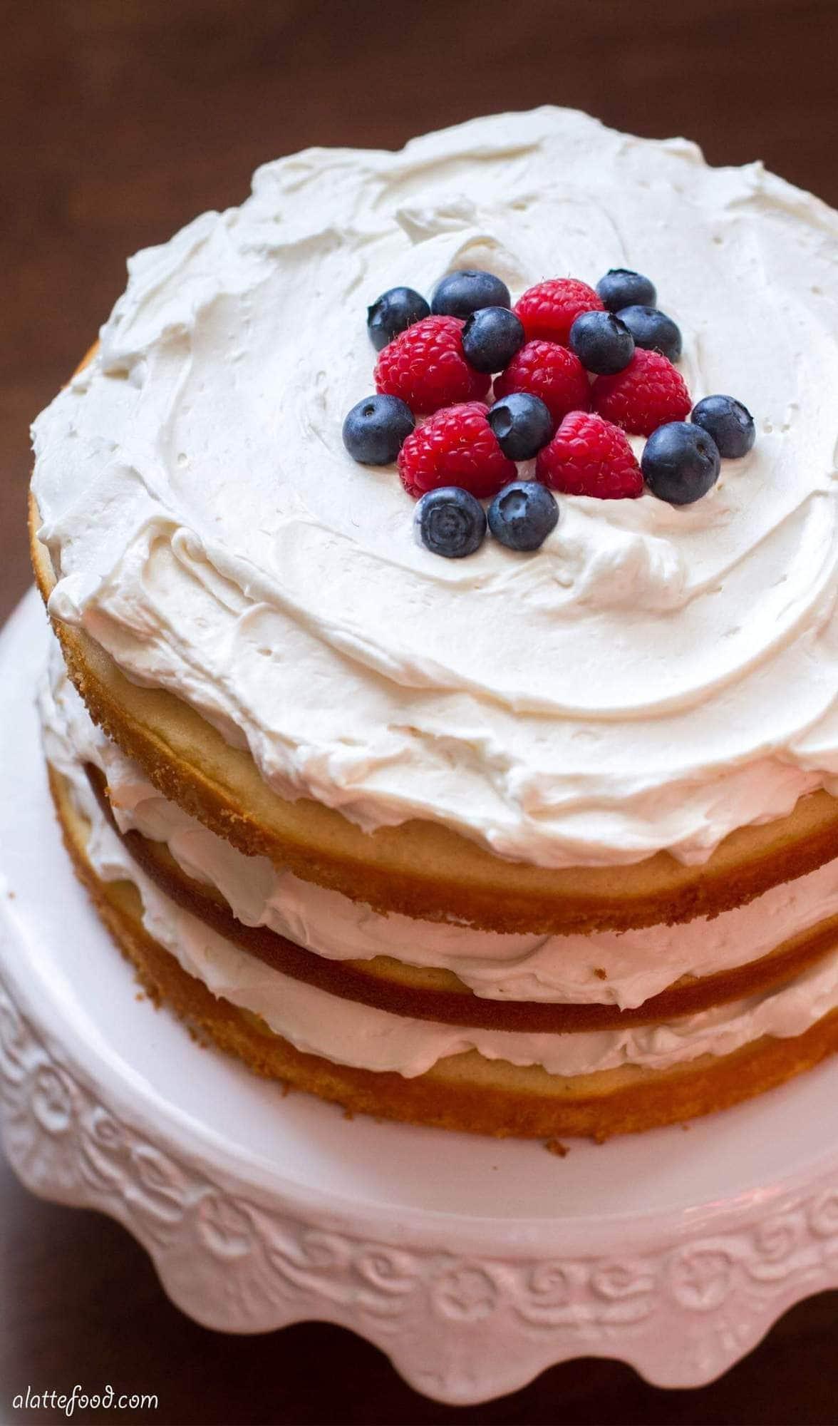 Berry Cake 57