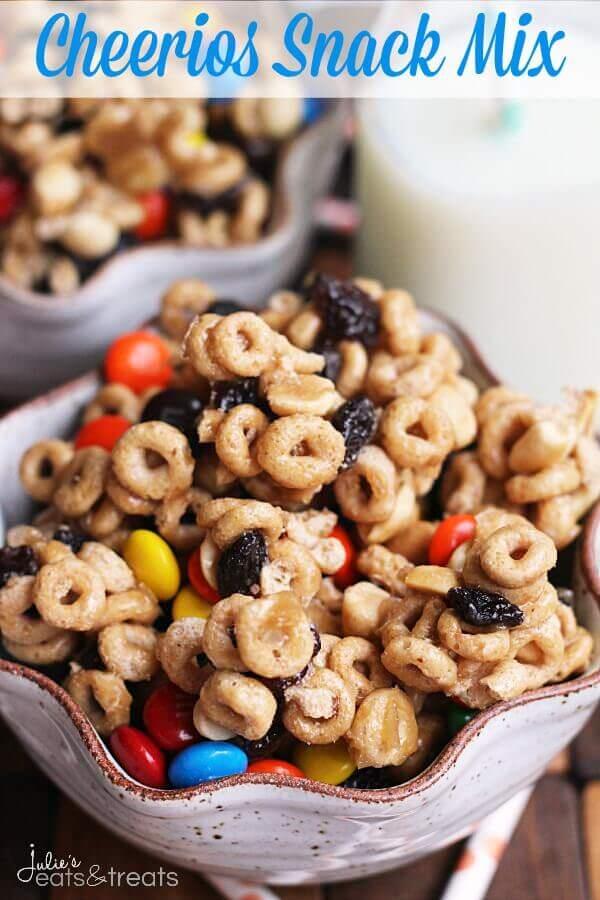 Cheerios-Snack-Mix-Logo