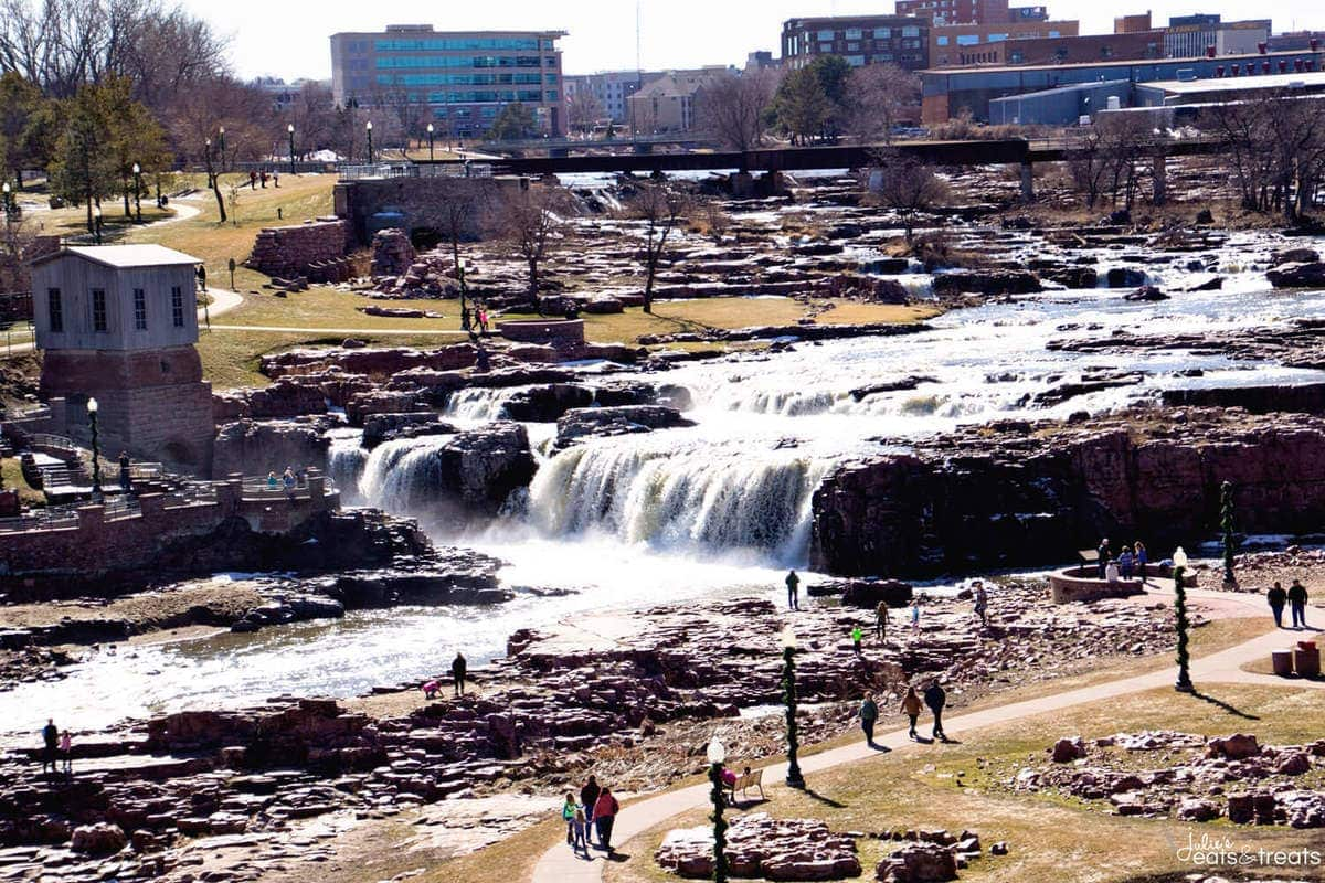 Fall Park Sioux Falls SD