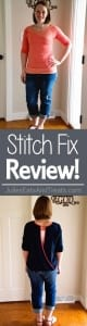 Stitch Fix Review June 2016 ~ Personalized Stylists Pick Out a Selection of Five Clothing Items or Accessories and Ship it to Your Doorstep!