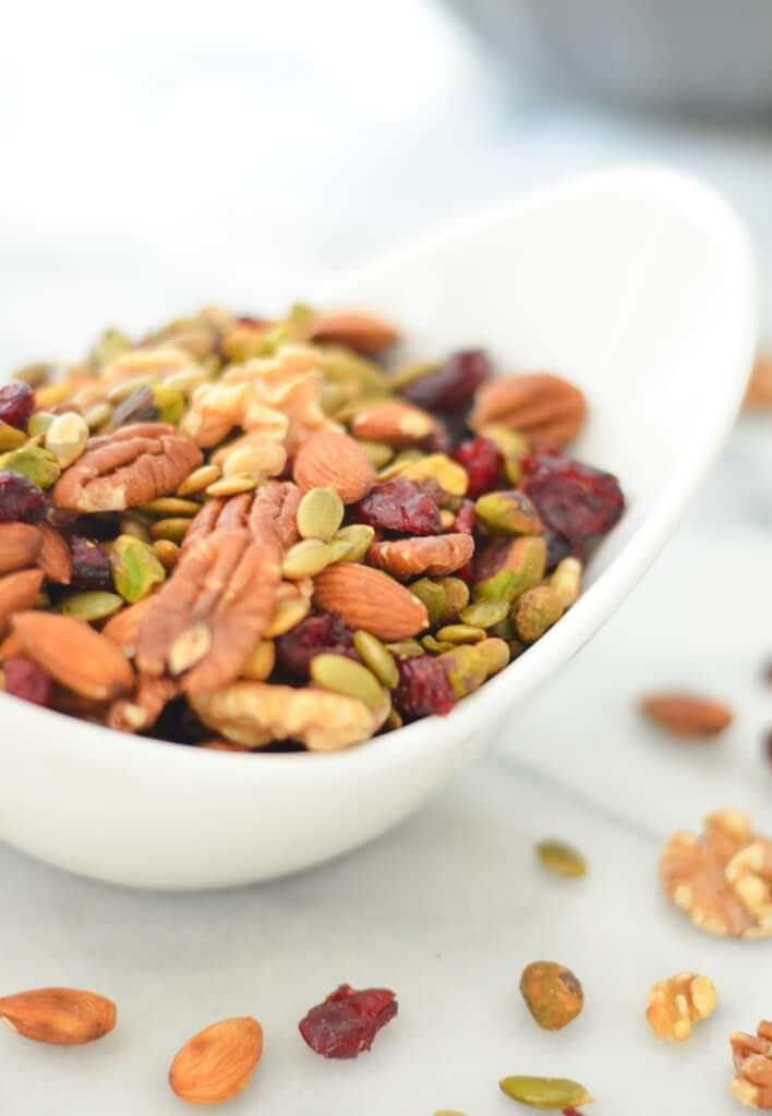 Trader Joe's Omega Trail Mix Recipe - Healthy, Vegan Snack - Luci's Morsels -- Los Angeles Healthy Food Blog-3