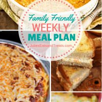 Julie's Easy Meal Plans ~ Simple every day meals for the busy family! Simple, Easy & Delicious Recipes!