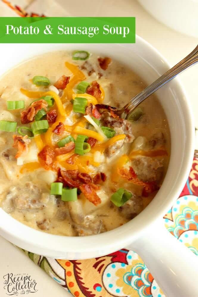Potato & Sausage Soup