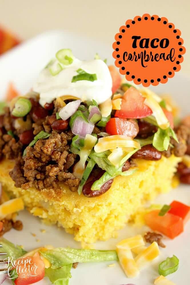 Taco Cornbread