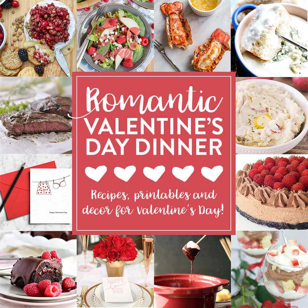 do you have plans for valentines day do you have a tradition with your sweetie - Valentine Dinner Party Ideas