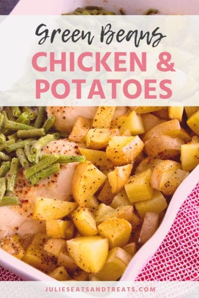 Chicken Green Beans and Potatoes Pins