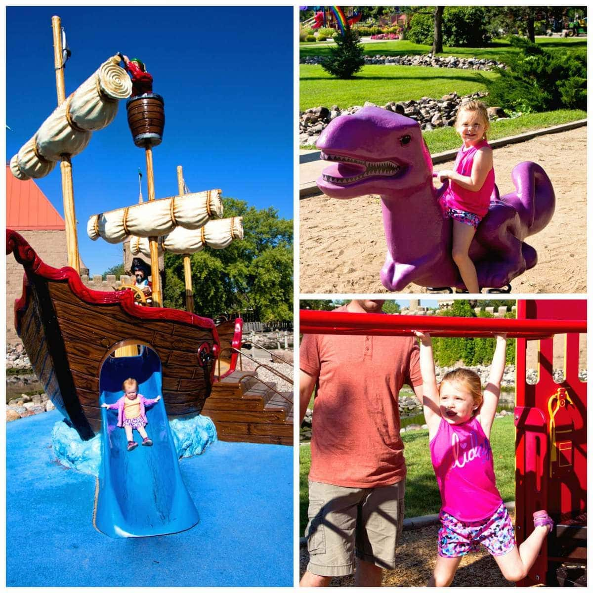 Watertown & Aberdeen, SD Family Vacation ~ Pool, Zoo and a Trip to Storybook Land! The Perfect Family Vacation for Young Children!