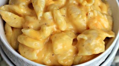 Crock Pot Mac Cheese Julie S Eats Treats