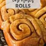 caramel rolls New Pins