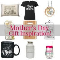 Mother's Day Gift Ideas! A Little Something For Every Mom or Grandma Around! You Are Sure to Find the Perfect Mother's Day Gift!