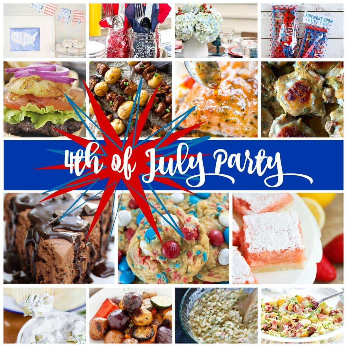 How to Plan the BEST 4th of July Party!