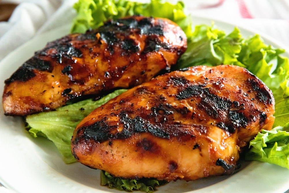 the best bbq chicken marinade julie 39 s eats treats. Black Bedroom Furniture Sets. Home Design Ideas